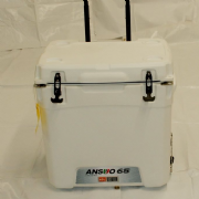 65 Ltr Cooler Box on Wheels | Ice Box - 10 Day Cooler